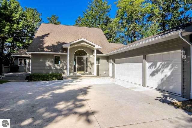 357 N Golden Beach Drive, Kewadin, MI 49648 (MLS #1873264) :: Michigan LifeStyle Homes Group