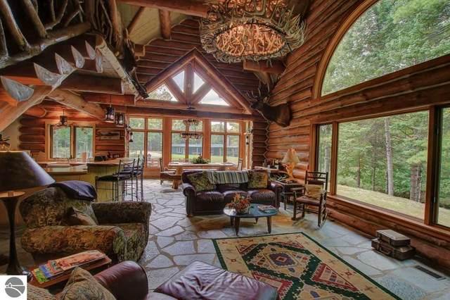 8550 N Sharon Road B1, Fife Lake, MI 49633 (MLS #1873680) :: Michigan LifeStyle Homes Group