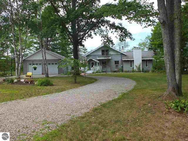 6216 Little Twin Lake Road, Mancelona, MI 49659 (MLS #1874147) :: Michigan LifeStyle Homes Group