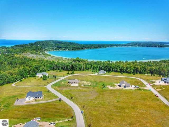 4728 E Water View Drive, Lake Leelanau, MI 49653 (MLS #1874306) :: Brick & Corbett