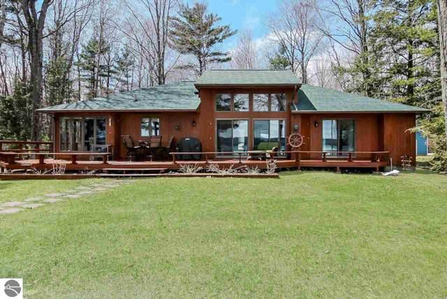 3440 Us-31, Kewadin, MI 49648 (MLS #1874339) :: Michigan LifeStyle Homes Group