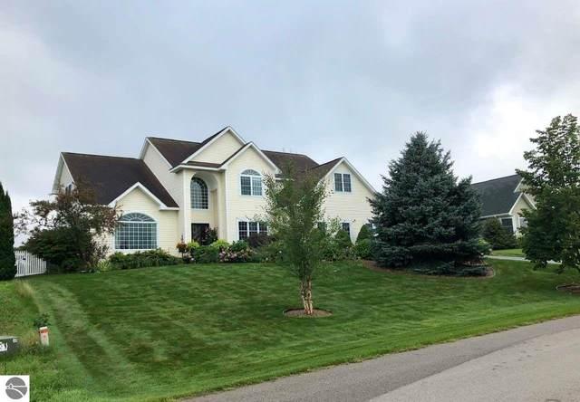 4013 Stoneridge Drive, Traverse City, MI 49684 (MLS #1875059) :: Michigan LifeStyle Homes Group