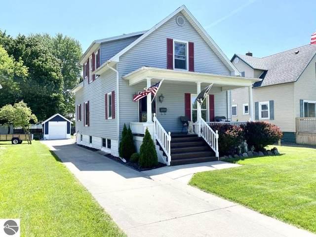 524 Pine  Avenue, Alma, MI 48801 (MLS #1875277) :: Boerma Realty, LLC