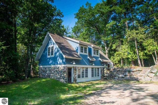3121 Forest Beach Trail, Kewadin, MI 49648 (MLS #1875580) :: Team Dakoske | RE/MAX Bayshore