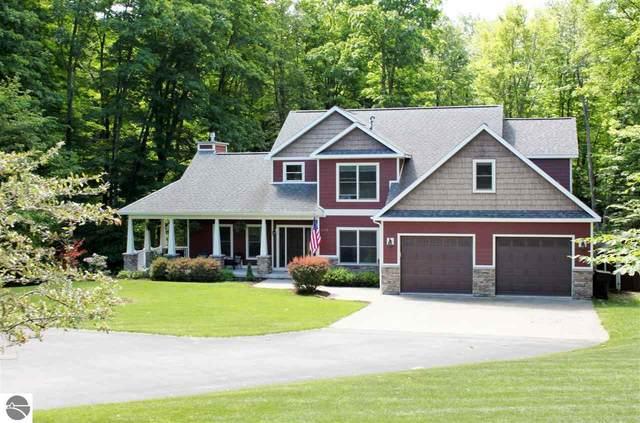 4753 Button Bluff, Williamsburg, MI 49690 (MLS #1875955) :: Michigan LifeStyle Homes Group