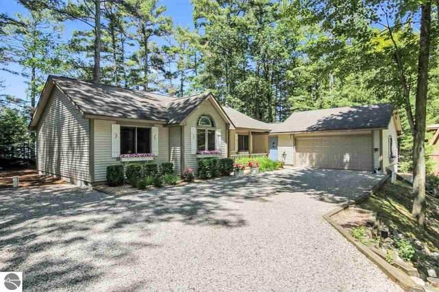 1377 Bay View Drive, Kewadin, MI 49648 (MLS #1876123) :: Michigan LifeStyle Homes Group