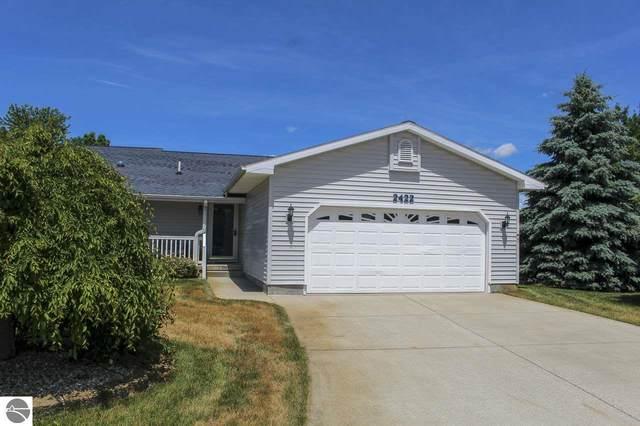 2422 Rosewood Drive, Mt Pleasant, MI 48858 (MLS #1876432) :: CENTURY 21 Northland