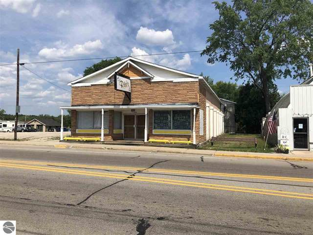 411 N William Street, Rose City, MI 48654 (MLS #1876852) :: Boerma Realty, LLC