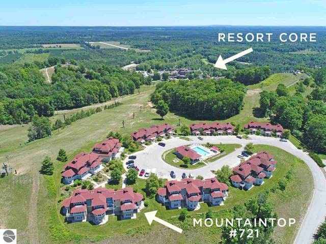 12221-Unit 721 Mountaintop Circle #721, Thompsonville, MI 49683 (MLS #1876872) :: Team Dakoske | RE/MAX Bayshore