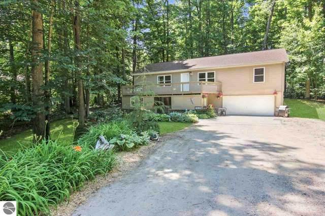 4066 E Duck Lake Road, Grawn, MI 49637 (MLS #1876878) :: Michigan LifeStyle Homes Group