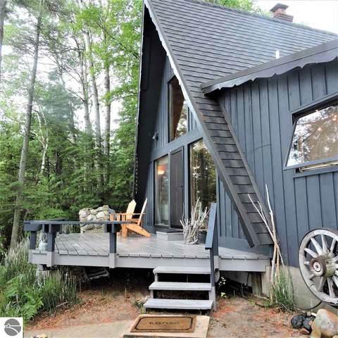 4643 Michigan Trail, Kewadin, MI 49648 (MLS #1877163) :: Michigan LifeStyle Homes Group