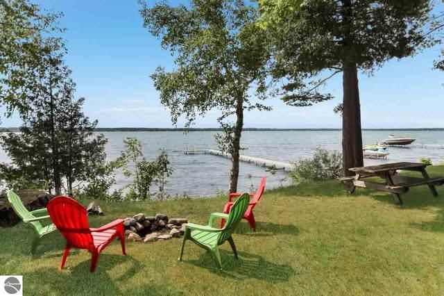2683 Gilbert Lane, Central Lake, MI 49622 (MLS #1877619) :: Michigan LifeStyle Homes Group