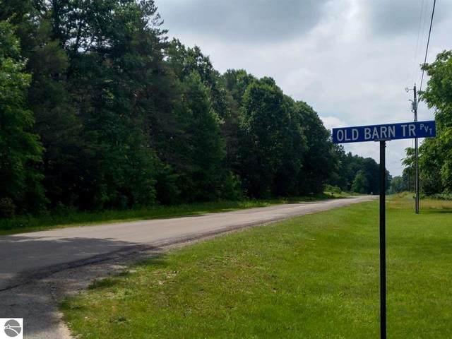 Old Barn Trail, Interlochen, MI 49643 (MLS #1878345) :: Michigan LifeStyle Homes Group