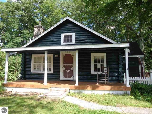 2599 W Cedar Lake Road, Greenbush, MI 48738 (MLS #1878417) :: CENTURY 21 Northland