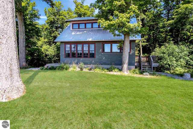 19518 Fewins Road, Interlochen, MI 49643 (MLS #1878454) :: Michigan LifeStyle Homes Group