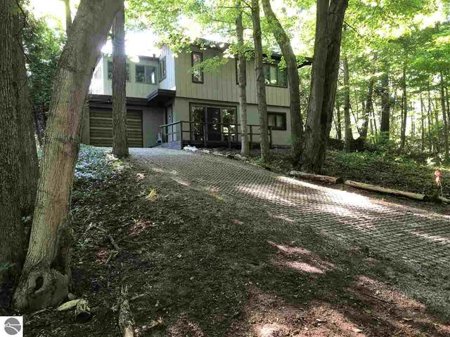 1800 Greenwood Landing, Elberta, MI 48635 (MLS #1878456) :: Michigan LifeStyle Homes Group