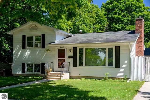 309 S Spruce Street, Traverse City, MI 49684 (MLS #1878631) :: Michigan LifeStyle Homes Group