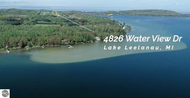 4826 E Water View Drive, Lake Leelanau, MI 49653 (MLS #1878801) :: Brick & Corbett
