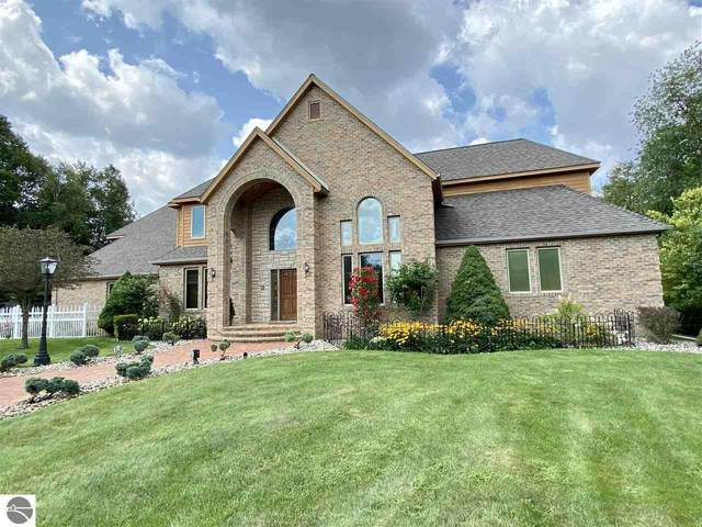 735 Meadowbrook Drive, Mt Pleasant, MI 48858 (MLS #1879066) :: Michigan LifeStyle Homes Group