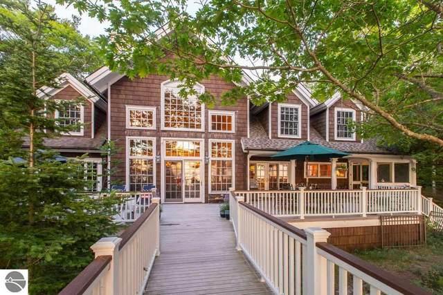 3177 Forest Beach Trail, Kewadin, MI 49648 (MLS #1879212) :: Michigan LifeStyle Homes Group