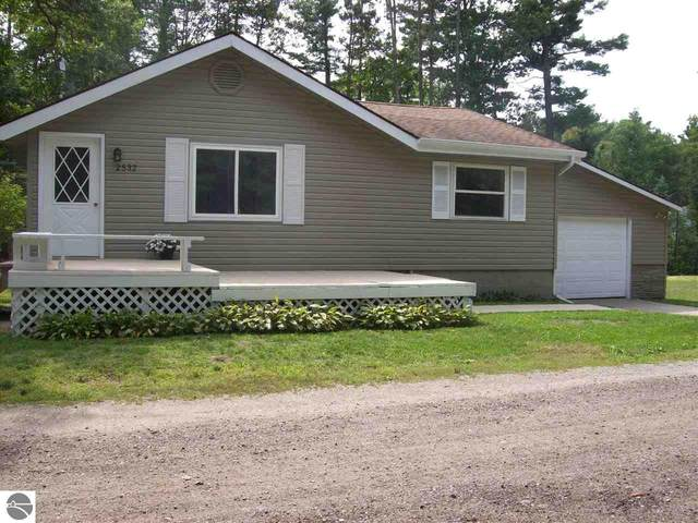 2532 Crocker Street, East Tawas, MI 48730 (MLS #1879577) :: Michigan LifeStyle Homes Group