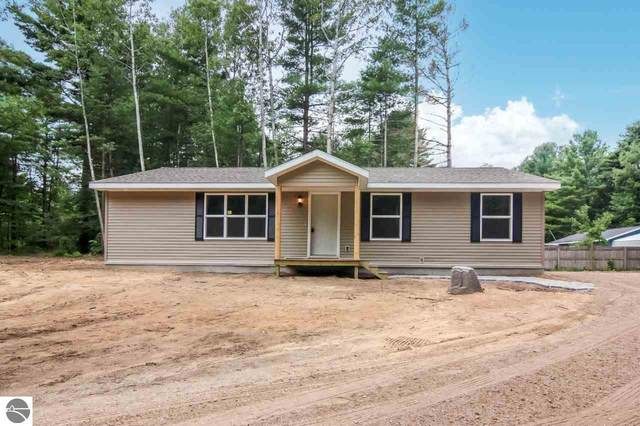 10942 Cedar Hedge Trail, Interlochen, MI 49643 (MLS #1879775) :: Michigan LifeStyle Homes Group
