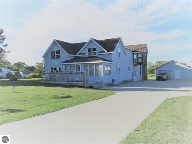 300 W Sherman Street, Whittemore, MI 48770 (MLS #1879877) :: Michigan LifeStyle Homes Group