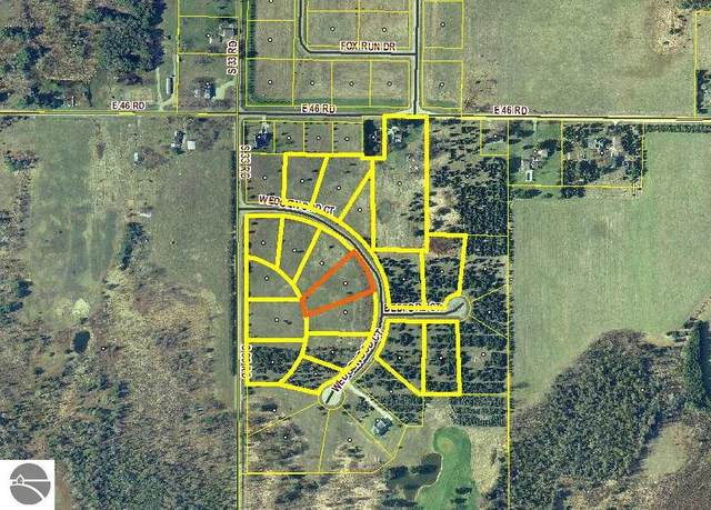 Lot 20 Wedgewood Court, Cadillac, MI 49601 (MLS #1879905) :: Michigan LifeStyle Homes Group