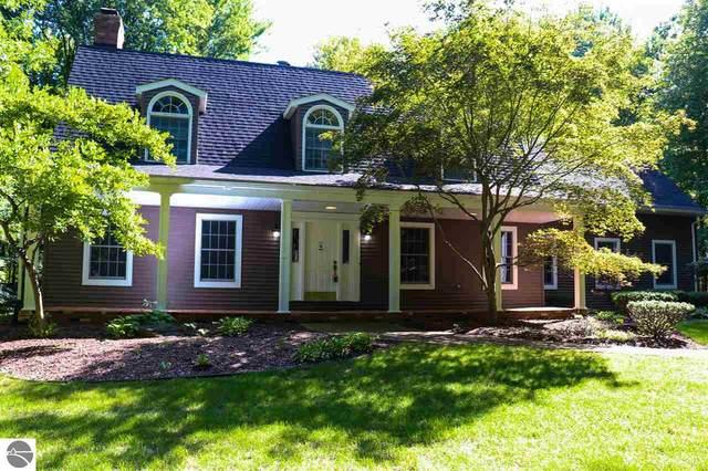 2410 N Quail Run Drive, Midland, MI 48642 (MLS #1879938) :: Michigan LifeStyle Homes Group
