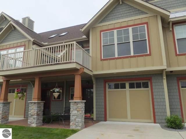 13800 S West Bayshore Drive #6, Traverse City, MI 49684 (MLS #1879956) :: Michigan LifeStyle Homes Group