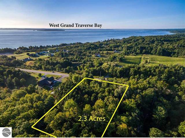 2-Acre E Hilltop Road, Suttons Bay, MI 49682 (MLS #1879993) :: Team Dakoske | RE/MAX Bayshore