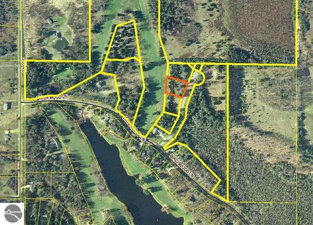 Lot 4 Fairway Lane, Cadillac, MI 49601 (MLS #1880053) :: Michigan LifeStyle Homes Group