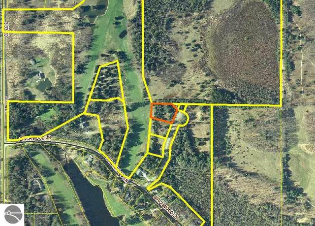 Lot 5 Fairway Lane, Cadillac, MI 49601 (MLS #1880054) :: Michigan LifeStyle Homes Group