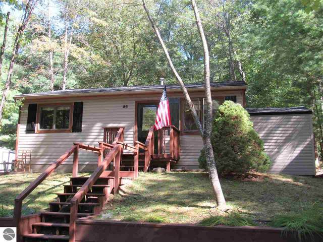 56 Tibbets Lake Lane, Traverse City, MI 49696 (MLS #1880126) :: CENTURY 21 Northland