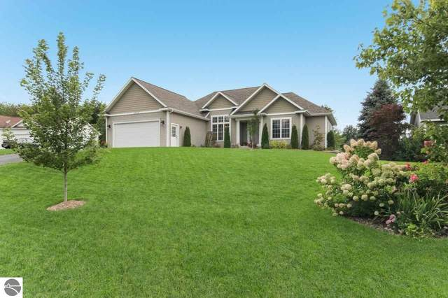 2939 Ridge Trail Drive, Traverse City, MI 49684 (MLS #1880131) :: Michigan LifeStyle Homes Group