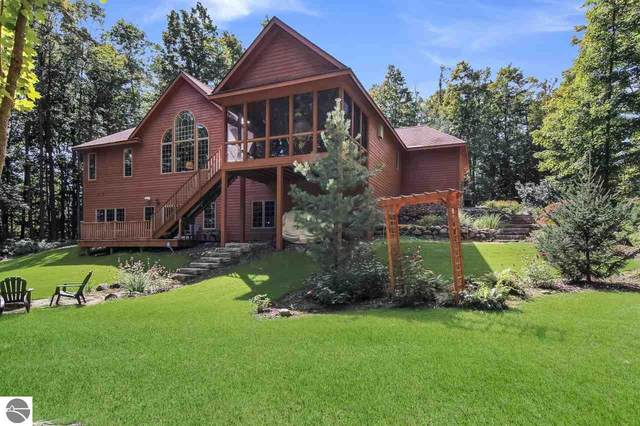 3010 Forest Highlands, Bellaire, MI 49615 (MLS #1880257) :: Michigan LifeStyle Homes Group