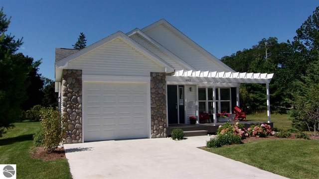 102 Peppervine Place, Charlevoix, MI 49720 (MLS #1880281) :: Michigan LifeStyle Homes Group