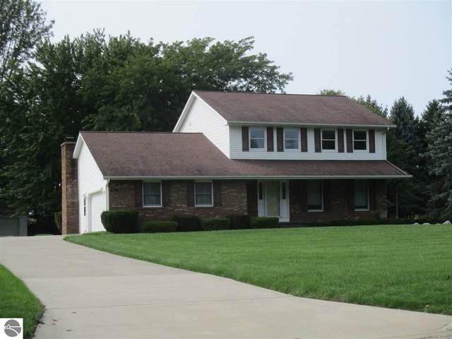 475 N Luce Road, Alma, MI 48801 (MLS #1880399) :: Michigan LifeStyle Homes Group