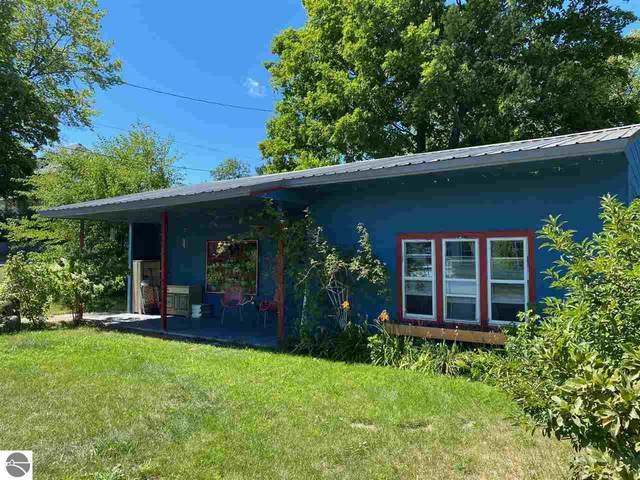 212 S St Joseph Street, Lake Leelanau, MI 49653 (MLS #1880477) :: Brick & Corbett