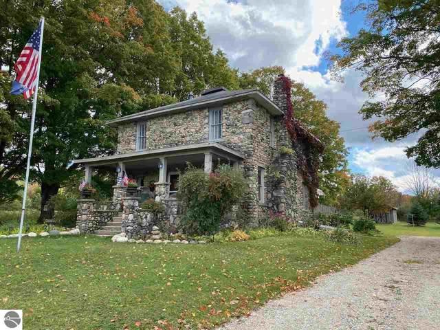 3455 W Eddy School Road, Bellaire, MI 49615 (MLS #1880592) :: Michigan LifeStyle Homes Group