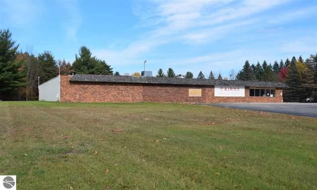 440 W Saginaw Road, Coleman, MI 48618 (MLS #1881202) :: Brick & Corbett