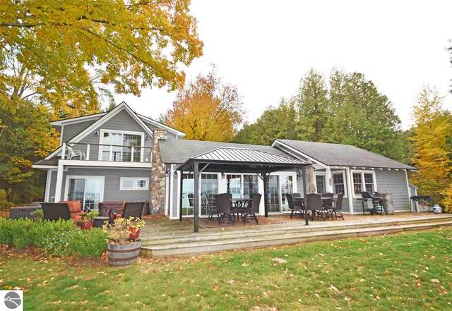 4804 Whispering Pines, Glen Arbor, MI 49636 (MLS #1881324) :: Michigan LifeStyle Homes Group