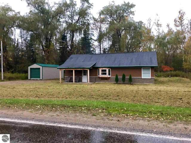 2700 W Old State Road, East Jordan, MI 49727 (MLS #1881348) :: Michigan LifeStyle Homes Group