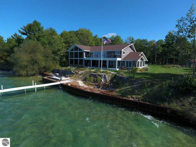 10105 Kay Ray Road, Williamsburg, MI 49690 (MLS #1881446) :: Team Dakoske | RE/MAX Bayshore