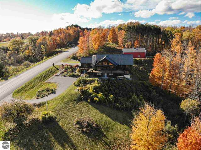 10797 E Hilltop Road, Suttons Bay, MI 49682 (MLS #1881467) :: Michigan LifeStyle Homes Group
