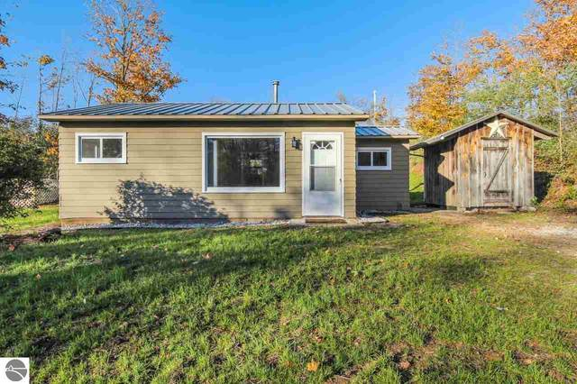 12198 Nurnberger Road, Thompsonville, MI 49683 (MLS #1881479) :: Michigan LifeStyle Homes Group