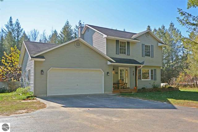 18923 Whisperwood Court, Lake Ann, MI 49650 (MLS #1881590) :: Team Dakoske | RE/MAX Bayshore