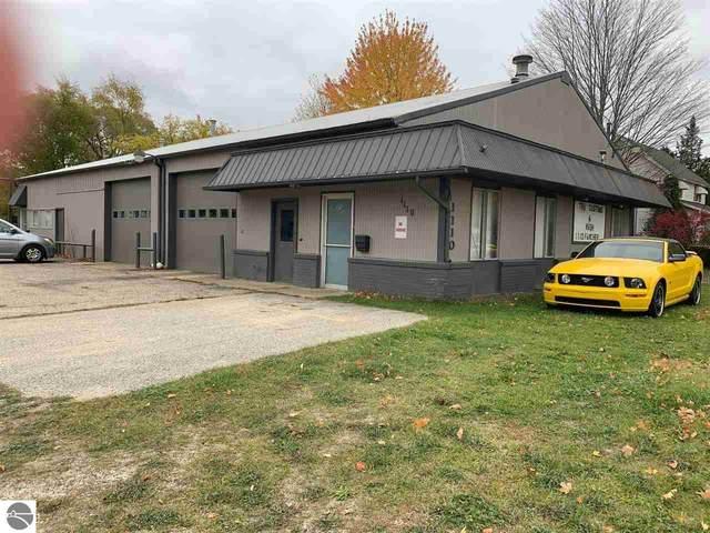 1110 N Fancher Street, Mt Pleasant, MI 48858 (MLS #1881592) :: Brick & Corbett
