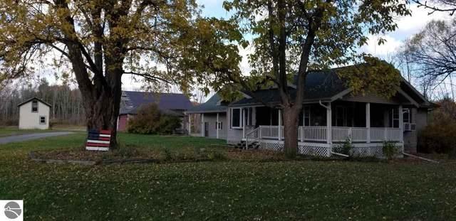 870 Alabaster Road, Tawas City, MI 48763 (MLS #1881652) :: Michigan LifeStyle Homes Group