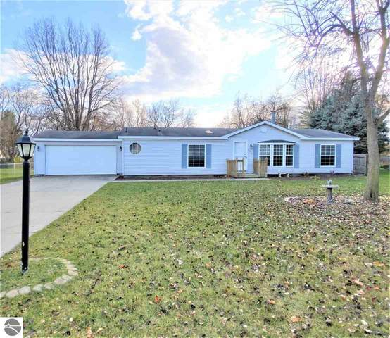 5274 Morgan Lane, Mt Pleasant, MI 48858 (MLS #1881816) :: Brick & Corbett